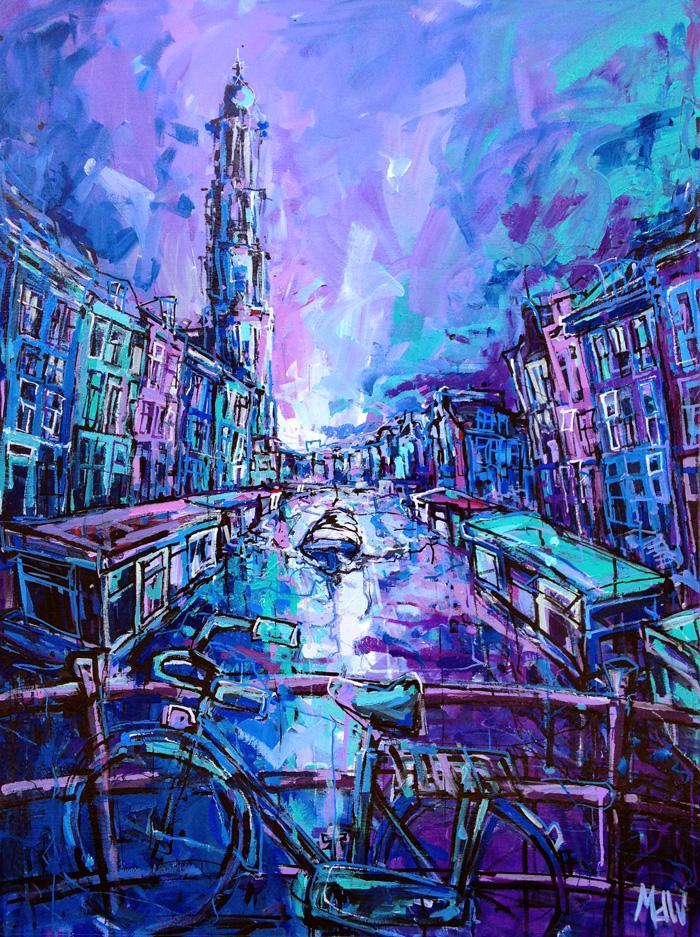 Prinsengracht-Westertoren