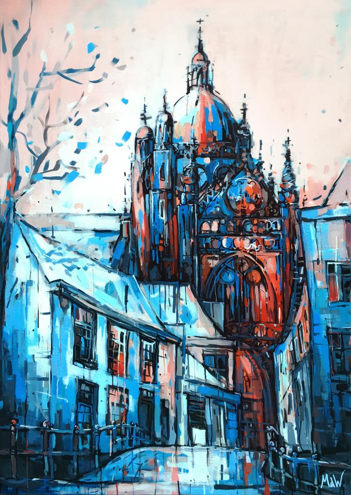 Schilderij Sint-Jan Den Bosch